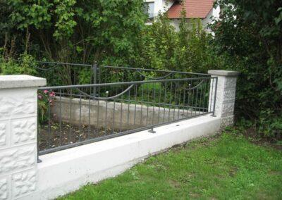 Bauschlosserei in Ehekirchen - Zäune