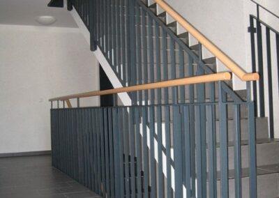 Bauschlosserei in Ehekirchen - Geländer