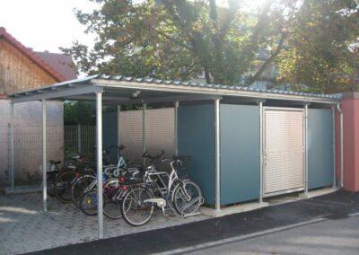 Bauschlosserei in Ehekirchen - Müllhäuser