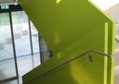 Bauschlosserei in Ehekirchen - Treppe