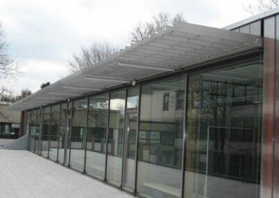 Bauschlosserei in Ehekirchen - Überdachungen